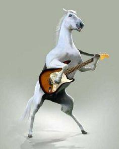 horseguitar